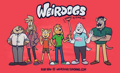 Weirdogs Cast