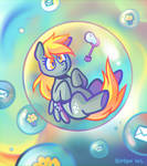 Soapy Bubbles