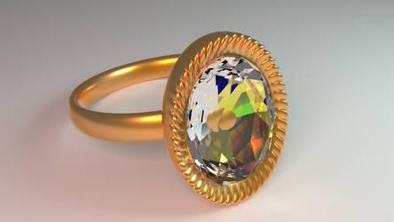 Ring Render by Perlin18