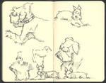 Sketchbook (2008/09): Page 4