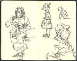 Sketchbook (2008/09): Page 11 by aka-Pencils