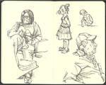 Sketchbook (2008/09): Page 11