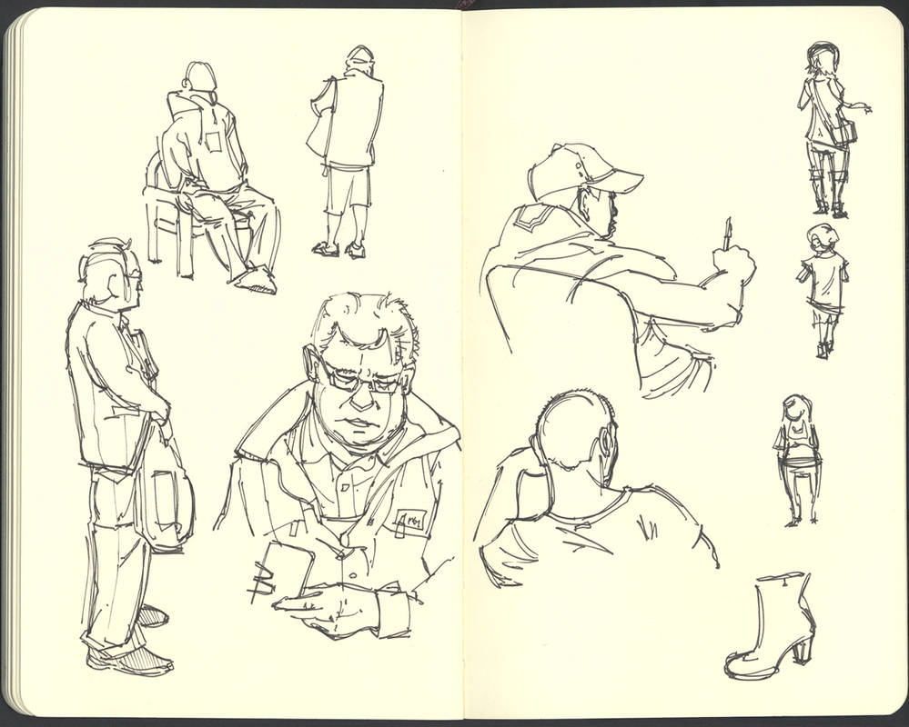 Sketchbook (2008/09): Page 15 by aka-Pencils
