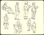 Sketchbook (2008/09): Page 19