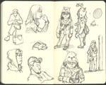 Sketchbook (2008/09): Page 21