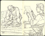 Sketchbook (2008/09): Page 32