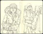 Sketchbook (2008/09): Page 41