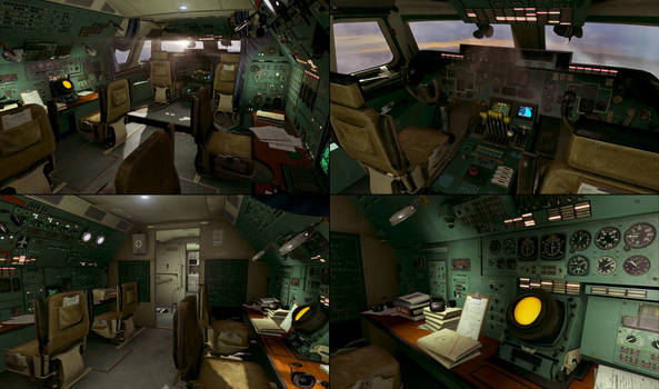 SCB - HUB Cockpit Prepro: Level Artist