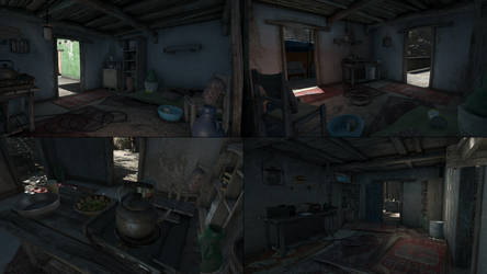 SCB - IS House Interiors: Level Artist