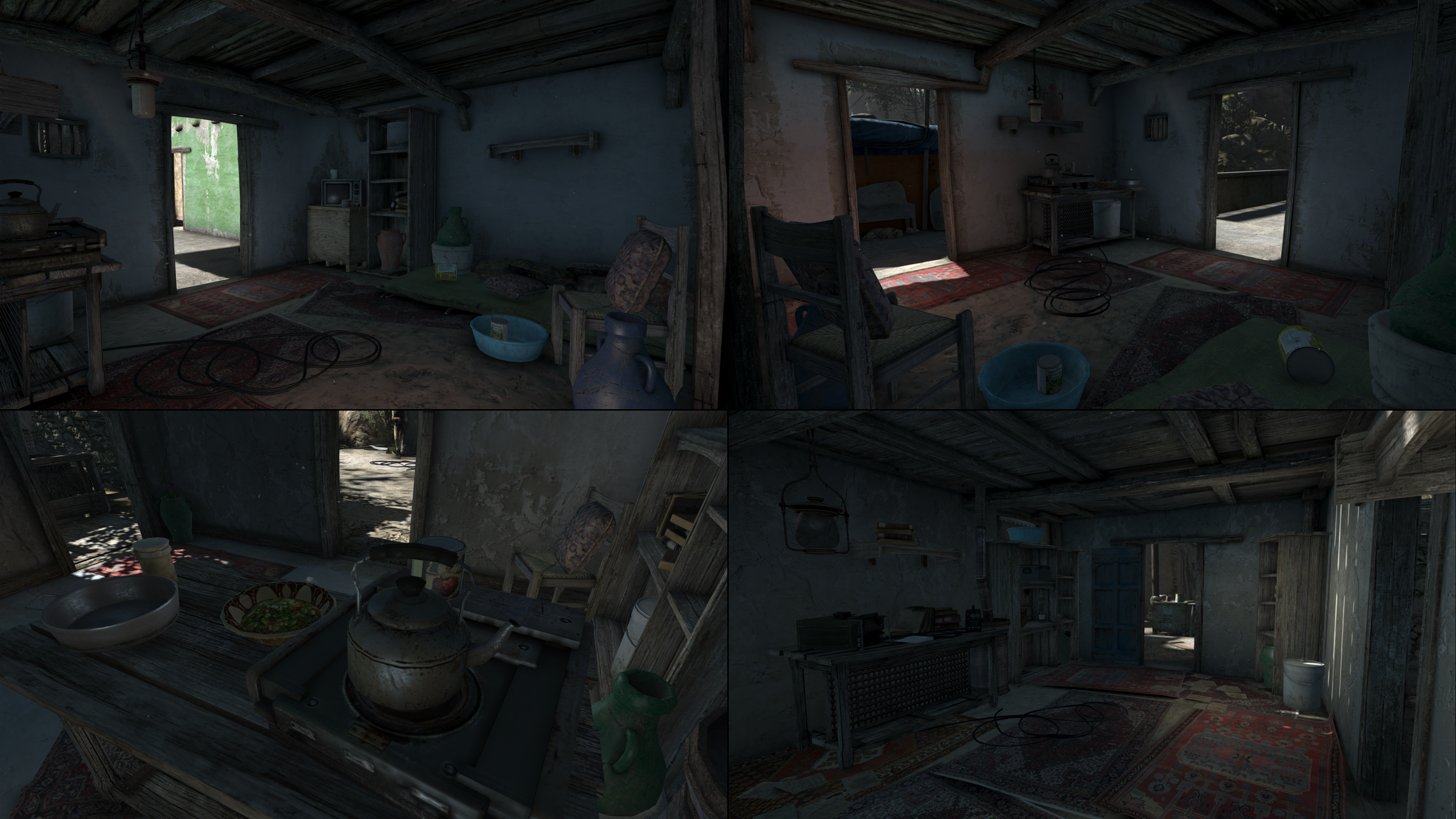 SCB - IS House Interiors: Level Artist by aka-Pencils