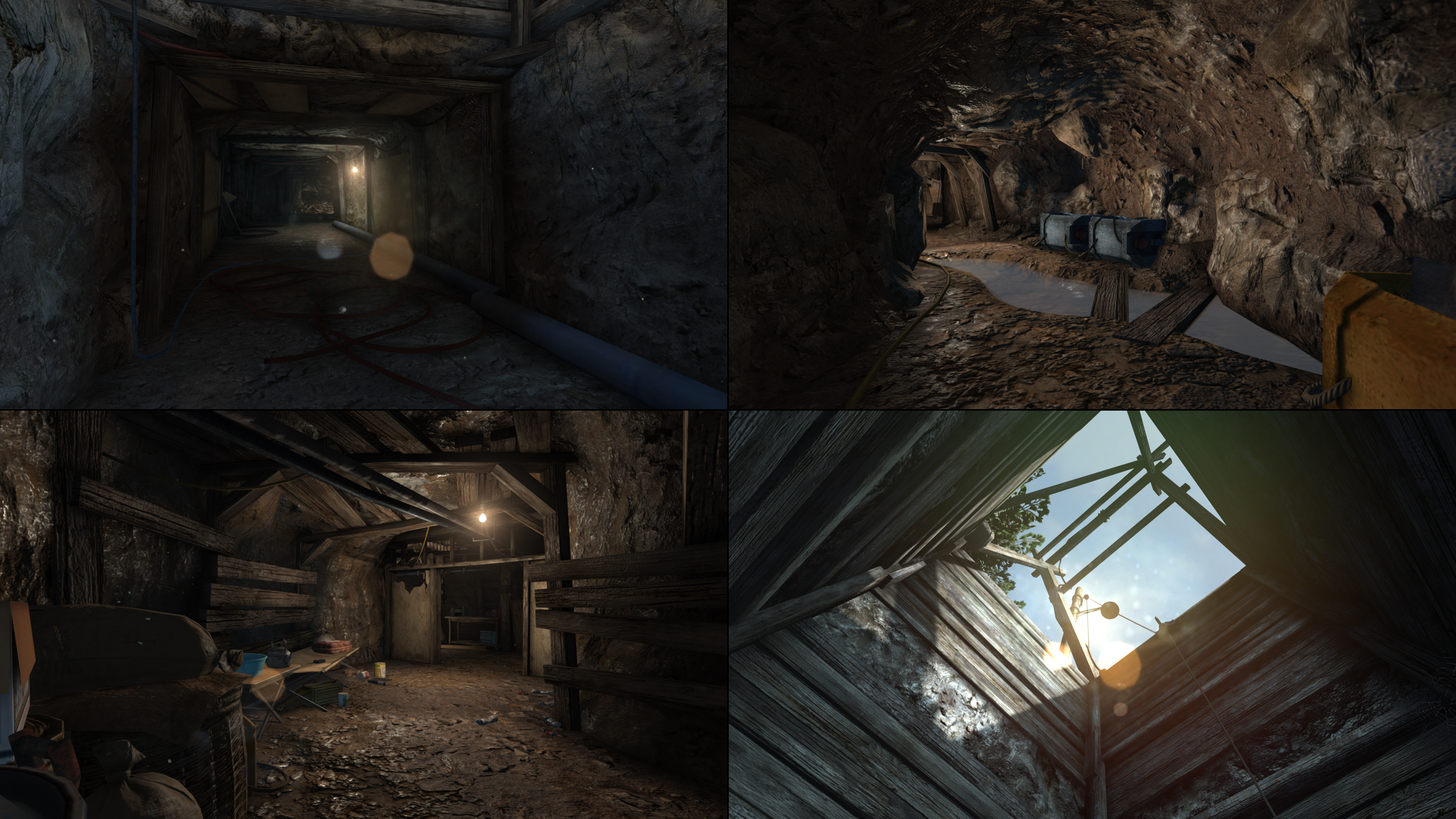 SCB - IS Tunnels: Level Artist