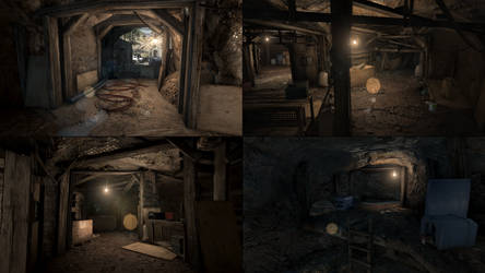SCB - IS Cave: Level Artist