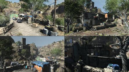 SCB - IS Lower Village: Level Artist