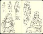Sketchbook (2008/09): Page 5