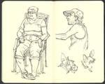 Sketchbook (2008/09): Page 10