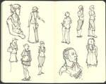 Sketchbook (2008/09): Page 14