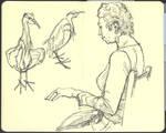 Sketchbook (2010/11): Page 3