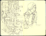 Sketchbook (2010/11): Page 6