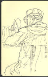 Sketchbook (2010/11): Page 16 by aka-Pencils