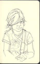 Sketchbook (2012/13): Page 1 by aka-Pencils