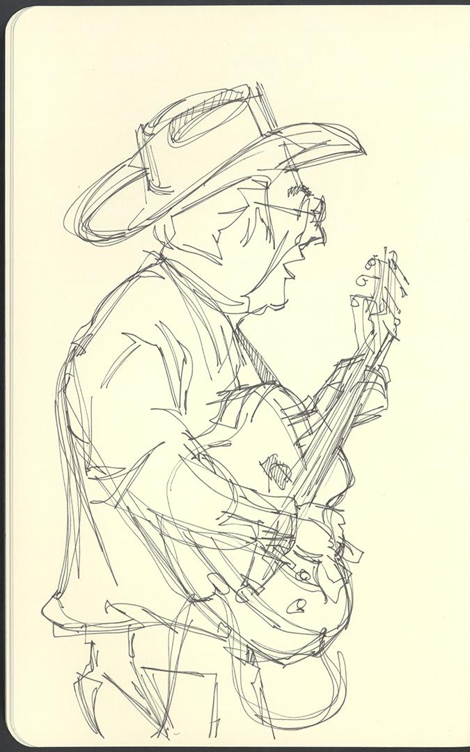 Sketchbook (2012/13): Page 4 by aka-Pencils