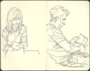 Sketchbook (2012/13): Page 5 by aka-Pencils