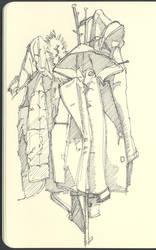 Sketchbook (2012/13): Page 11