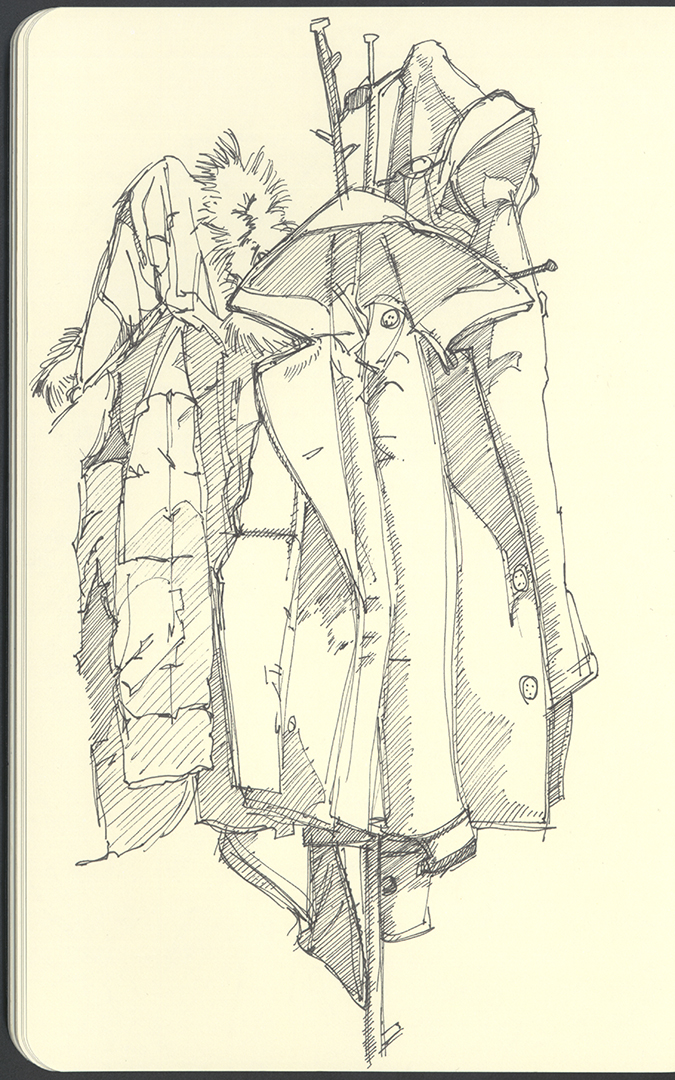 Sketchbook (2012/13): Page 11 by aka-Pencils
