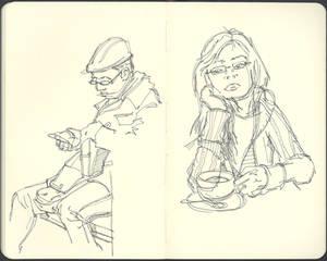Sketchbook (2012/13): Page 12