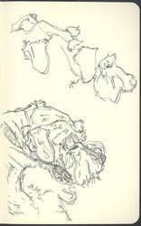 Sketchbook (2012/13): Page 18
