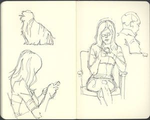 Sketchbook (2012/13): Page 19
