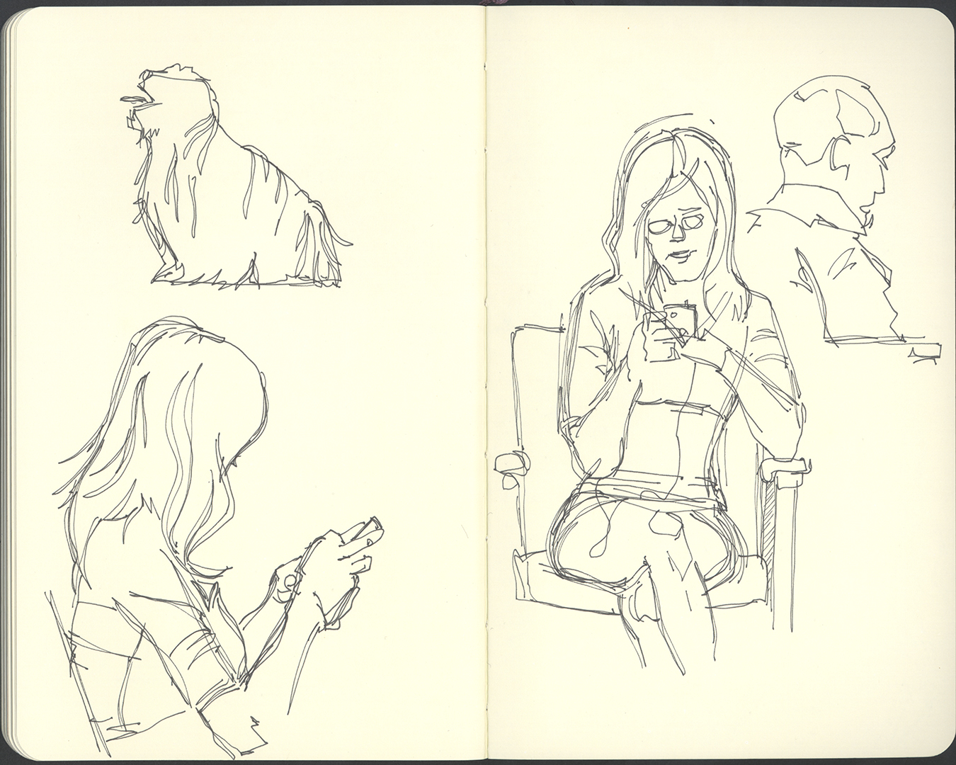 Sketchbook (2012/13): Page 19 by aka-Pencils