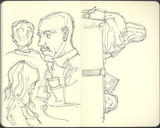 Sketchbook (2012/13): Page 19 by aka-Pencils