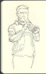 Sketchbook (2012/13): Page 23