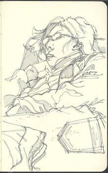 Sketchbook (2014): Page 1