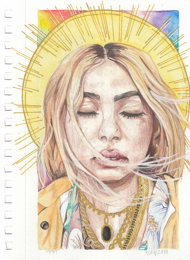 Hayley Kiyoko aka Lesbian Jesus~ by Blue48598