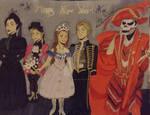 New Year's Masquerade