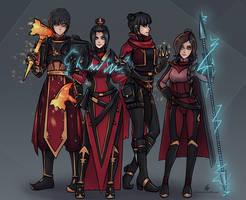 Commission by SirinAnari