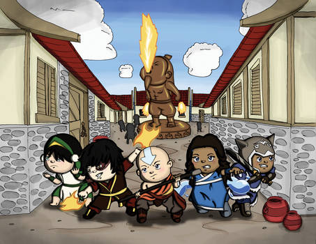 Taking the Fight to the Fire Nation