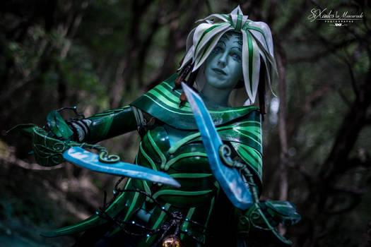 Caithe - GW2 cosplay