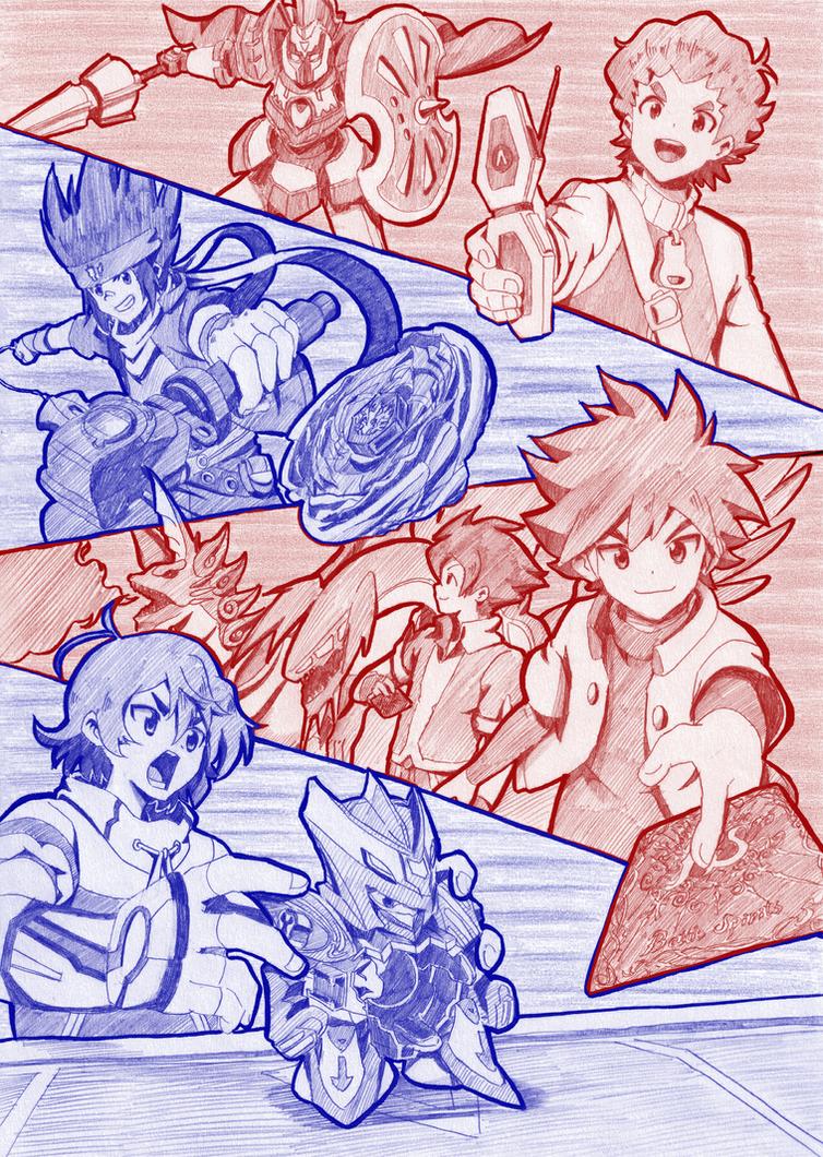 Childhood Anime by Karses