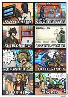4 Heroes' Gaming In A Nutshell
