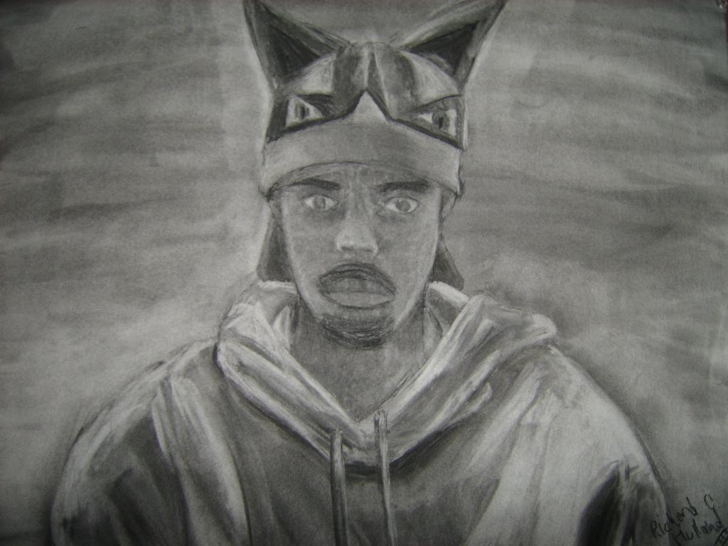 Self Portrait by King-Hauken