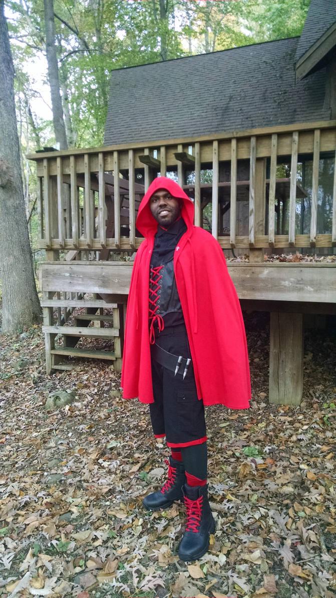 Ruby Rose Halloween 2017