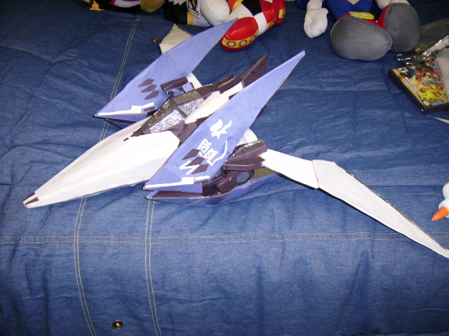 Arwing Assault by King-Hauken