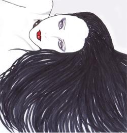 Face by murasakinoue