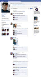 Spock's Facebook Page