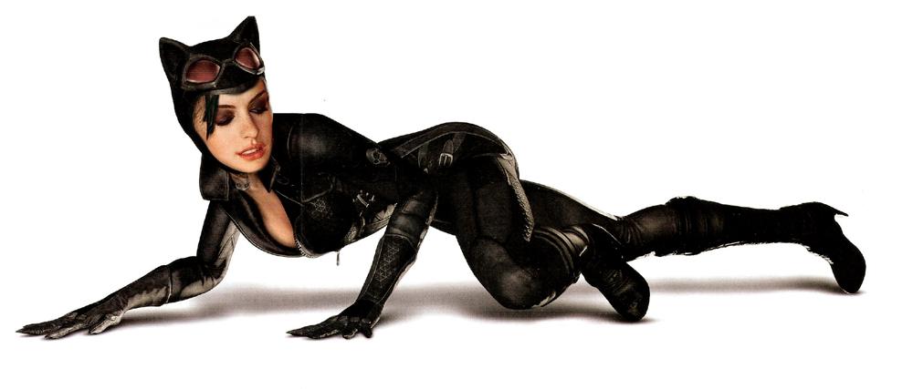 Catwoman by PhantomKat813