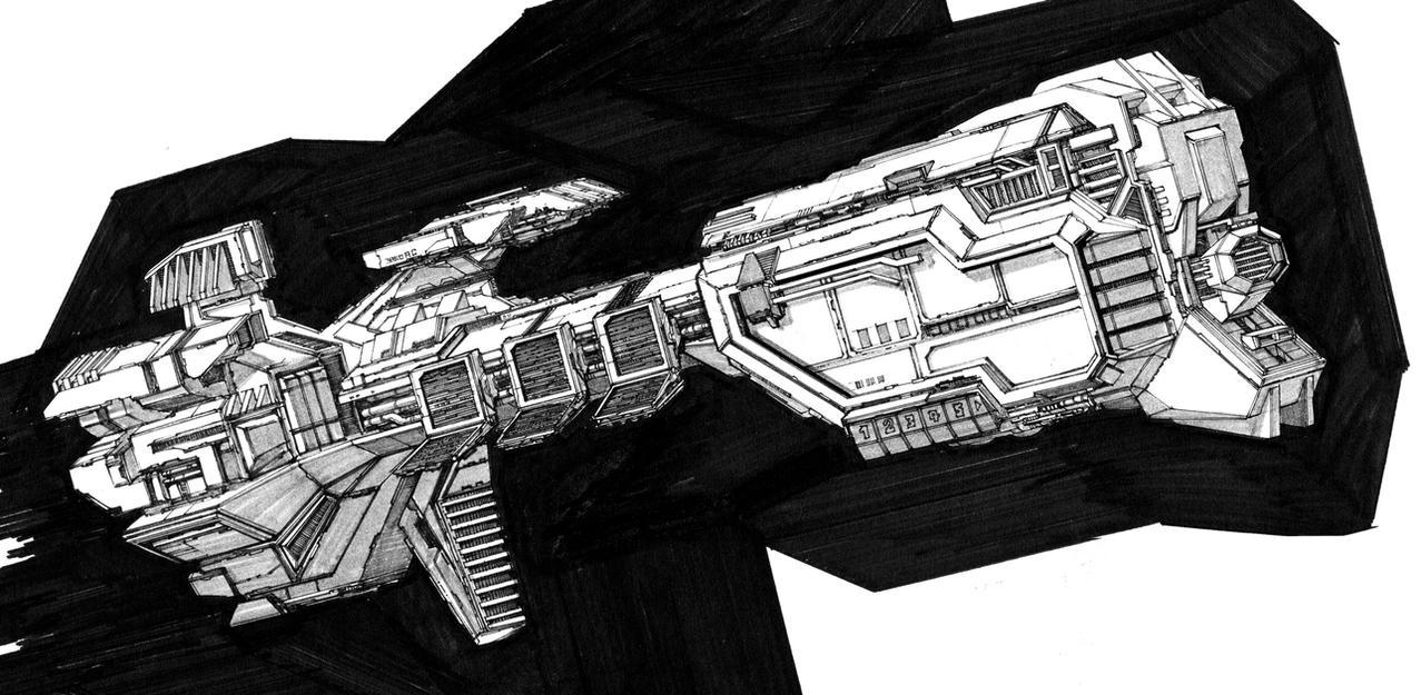 VX-1 by SpireKat