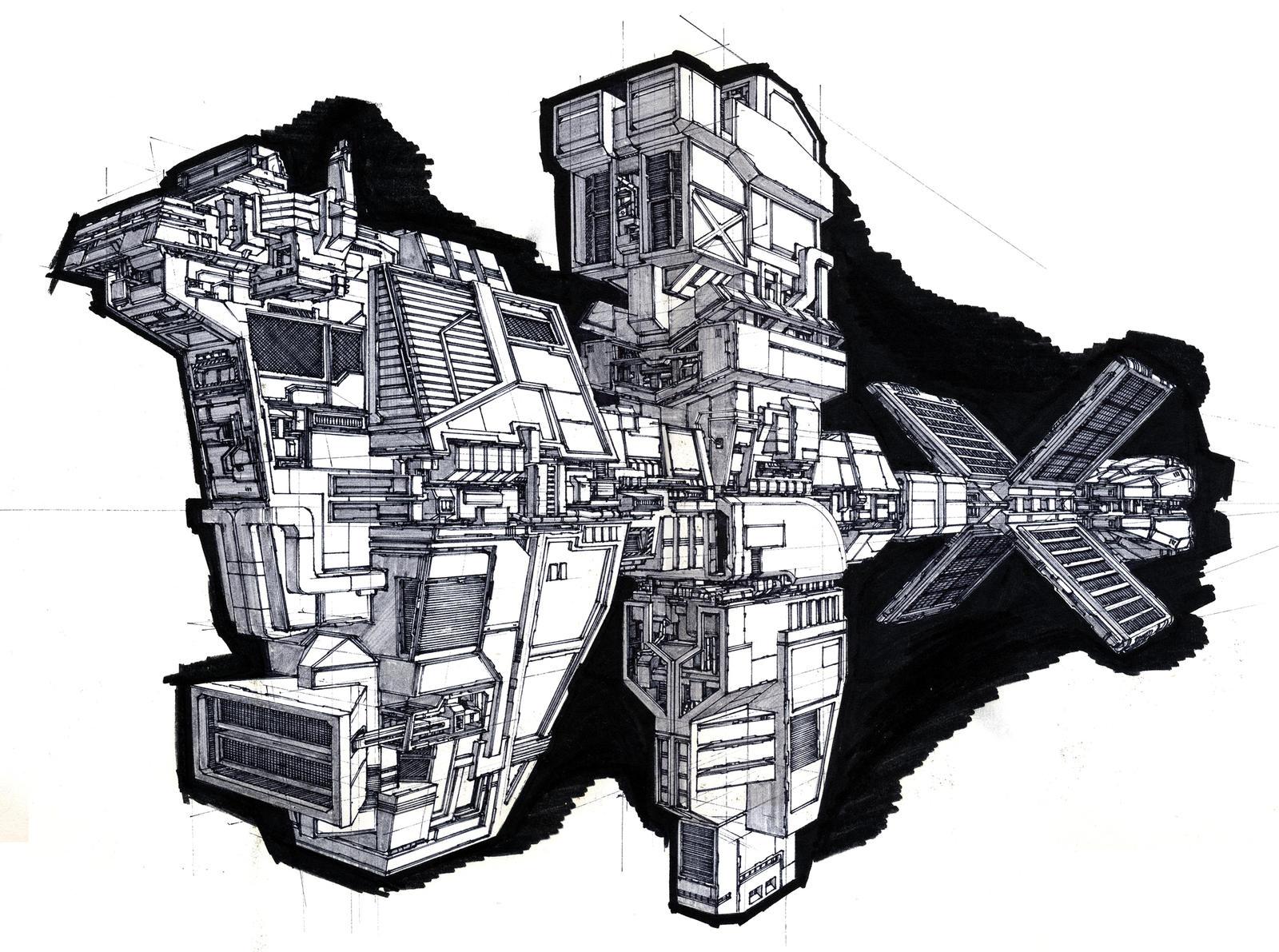Interplanetary Explorer by SpireKat